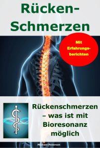 Rückenschmerzen und Bioresonanz