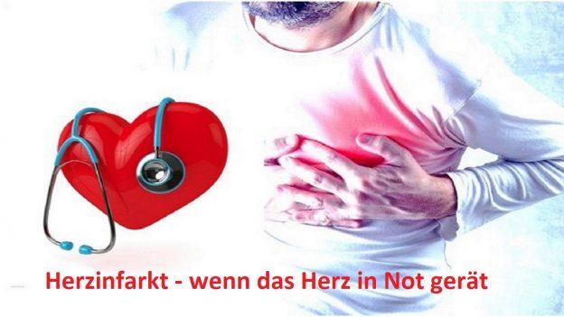 Herzinfarkt, wenn das Herz in Not gerät